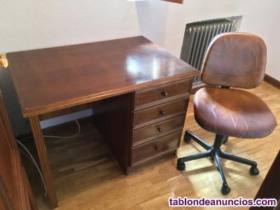 Venta de mobiliario, escucho ofertas.