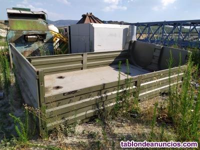 Caja de camion de 4,30 x 2,47 metros