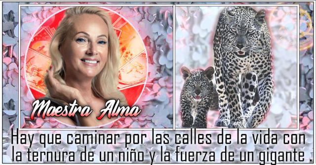 ALMA-MAESTRA DEL TAROT Y LA VIDENCIA.