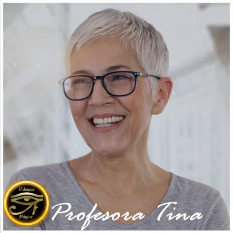 PROFESORA TINA, ASTRÓLOGA Y NUMERÓLOGA..