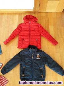 Venta ropa niño 6-7 años diversas marcas