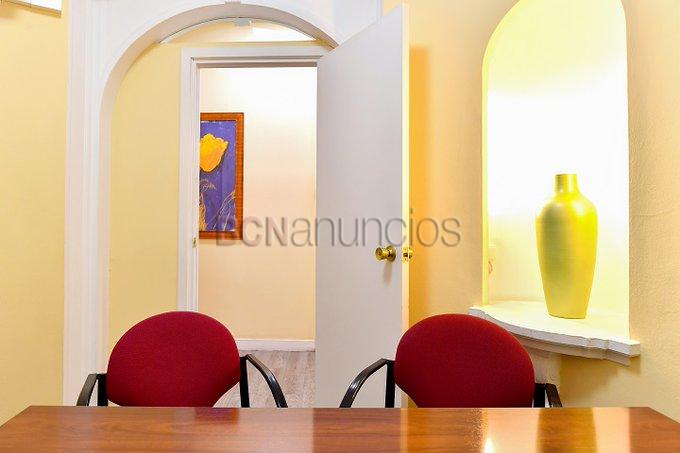 Despachos por horas en barcelona-av.diagonal/francesc macià