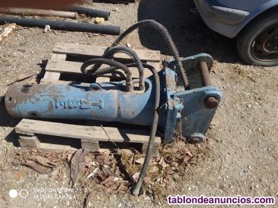 Martillo hidraulico Tabe