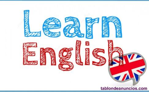 Estudiante universitaria ofrece clases de inglés