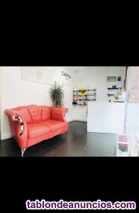 Cabina estética centro comercial Aluche