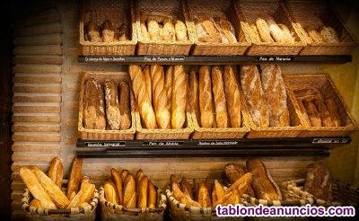 Traspaso panadería cafetería semicentro
