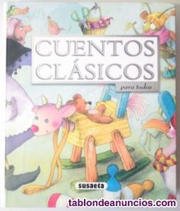 Cuentos clásicos para todos. Editorial Susaeta