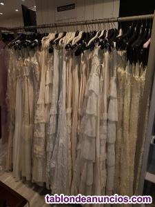 Lote trajes de novia