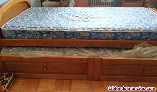 Regalo cama nido de 90 x 190