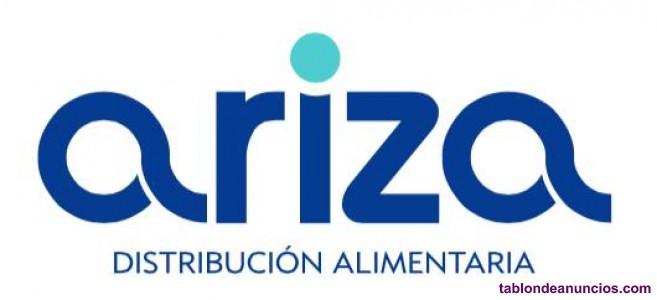 Se busca repartidor con CARNET C + CAP Zaragoza Capital