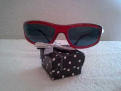 Vendo gafas de sol originales de la marca vogart, sport y