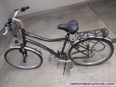 Bicicleta de paseo conor malibú