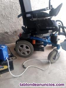 Se vende silla de ruedas eléctrica bora seminueva 800€