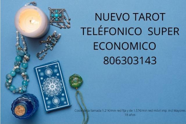 NUEVO TAROT TELEFÓNICO SUPER ECONOMICO