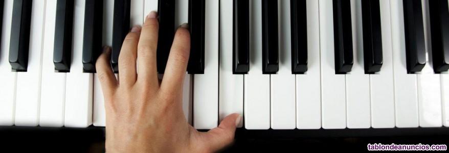 Clase de Piano / Lenguaje Musical (Adultos, Niños...)