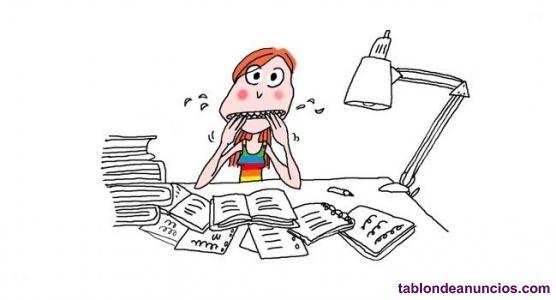 Hago exámenes de inglés y lengua online