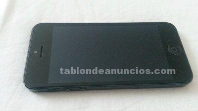 Iphone 5 16 gb negro (madrid)