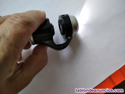 Lupa microscopio para móvil 30 aumentos