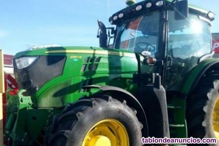 Tractor john deere r