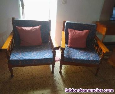Conjunto de Muebles salón
