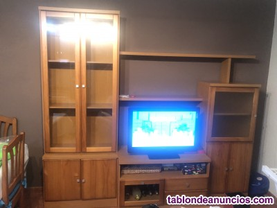Vendo muebles salon