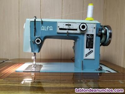Maquina de Coser ALFAMATIC 108