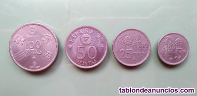 Monedas del mundial españa 82