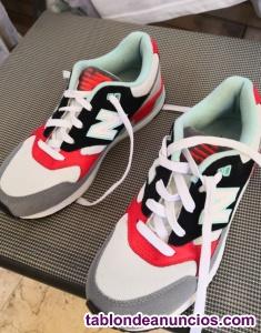 Se venden zapatillas deportivas poco uso