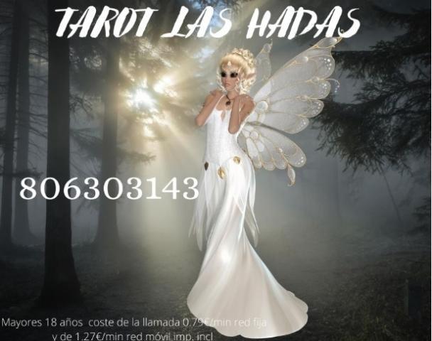 TAROT DE LAS HADAS. TE ESPERAMOS