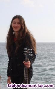 Clases de piano, guitarra y lenguaje musical