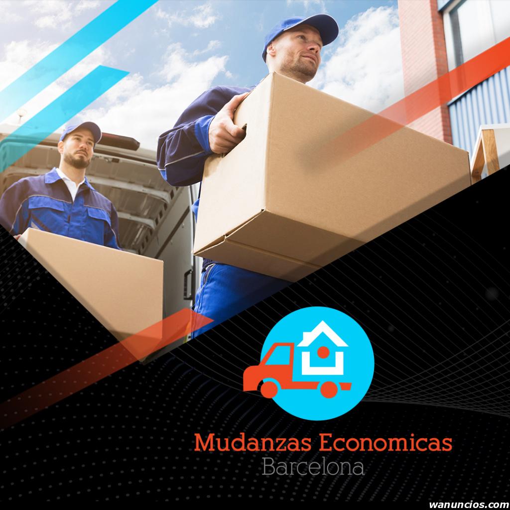 Mudanzas Economicas Barcelona - Barcelona