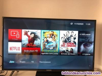 """TV LED 40"""" - THOMSON 40FD, FULL HD"""