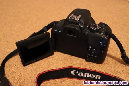 Se vende cuerpo cámara canon