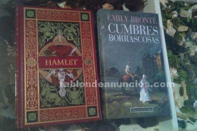 2 grandes libros obras maestras de la literatura
