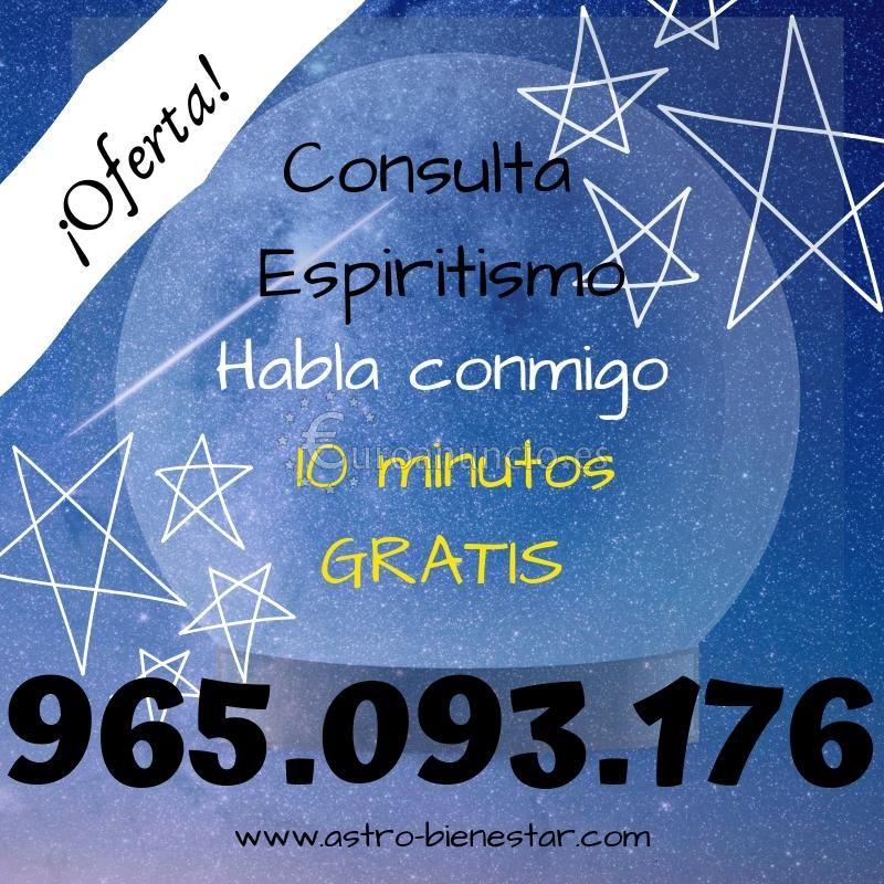 ESPIRITISMO – TAROT SELENA 10 MIN GRATIS
