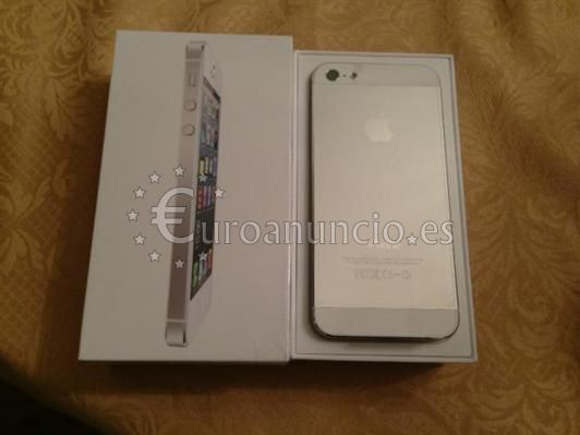 Iphone 5 64gb blanco