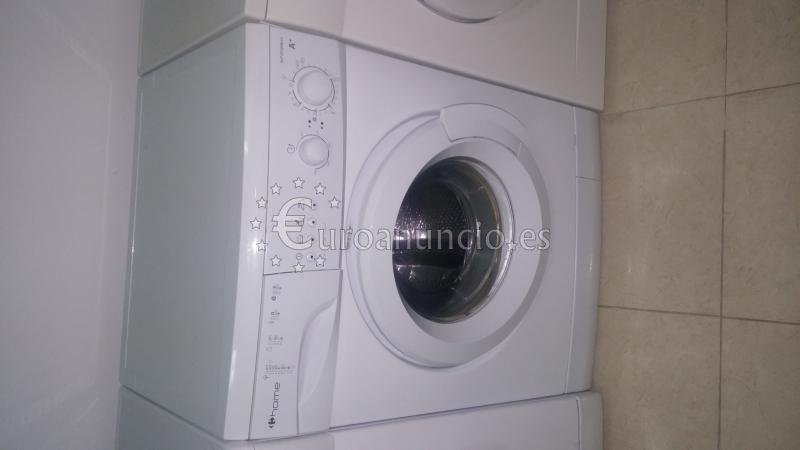 lavadora HOME clase A plus