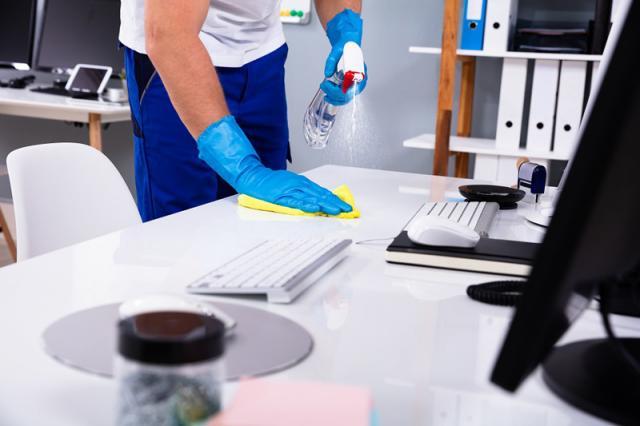 Personal Para Limpieza De Oficinas