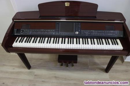 Se vende piano YAMAHA CLAVINOVA CVP 409PM