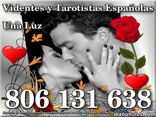 VIDENCIA Y TAROT RAPIDEZ Y PRECISIÓN 8 / 15 MIN - Alicante