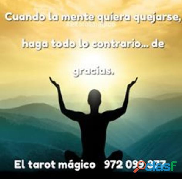 PARA TI, PARA VOSOTRAS TAROT MAGICO 5 EUR 15 MIN