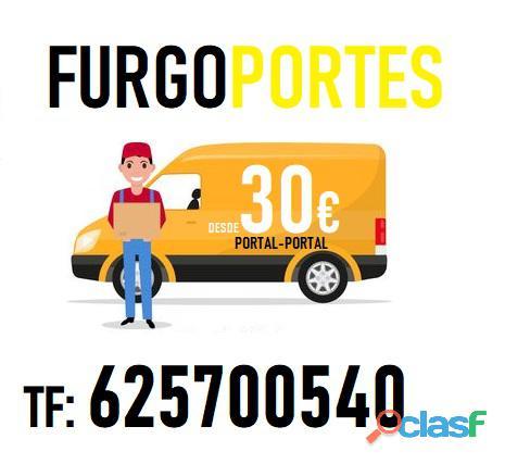 Portes Baratos Ascao ↓ (625700 540) Cambias de piso?