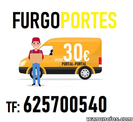 Portes Baratos Ascao () Cambias de piso? - Madrid