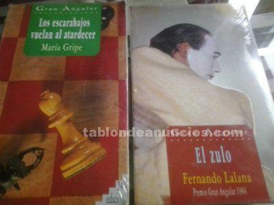 2 libros de SM coleccion GRAN ANGULAR