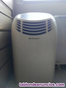 Vendo aire acondicionado portatil con bomba de calor