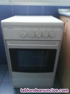 Vendo cocina de gas