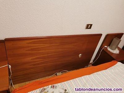 Venta de muebles de una habitación