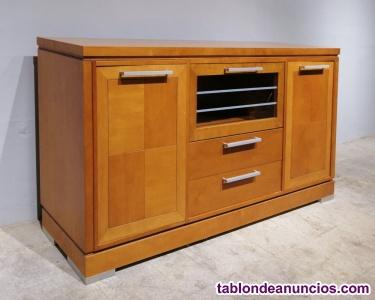 Conjunto muebles comedor madera maciza