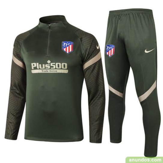 Atletico madrid  chandal,chaqueta,con pantalone mas