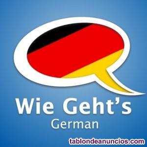 Clases de Alemán por Skype (Toda España)